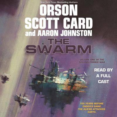 The Swarm by Orson Scott Card, Aaron Johnston