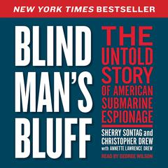 Blind Man's Bluff by Christopher Drew, Sherry Sontag