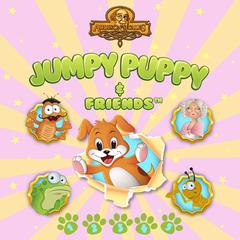 Jumpy Puppy - The First Five Tales by Cornelius Addison