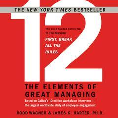 12 by James K. Harter, PhD