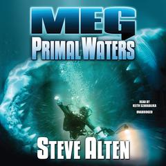 Meg: Primal Waters by Steve Alten
