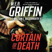 Curtain of Death by William E. Butterworth IV, W. E. B. Griffin