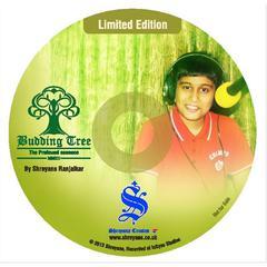 Budding Tree Series MMXIII by Shreyans Ranjalkar