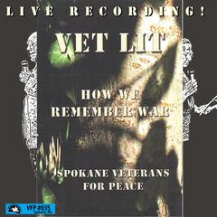 Vet Lit  by Spokane Veterans for Peace