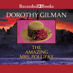 The Amazing Mrs. Pollifax by Dorothy Gilman