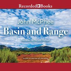 Basin and Range by John McPhee