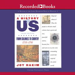 From Colonies to Country: by Joy Hakim