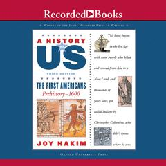 The First Americans: by Joy Hakim