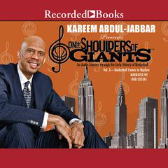 On the Shoulders of Giants, Vol. 3 by Kareem Abdul-Jabbar