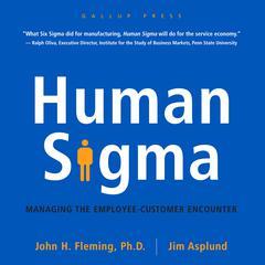 Human Sigma by Jim Asplund