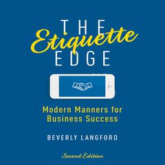 The Etiquette Edge by Beverly Langford