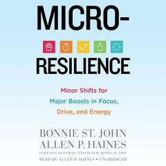 Micro-Resilience by Bonnie St. John, Allen P. Haines