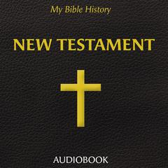 My Bible History: New Testament by Louis Laravoire Morrow