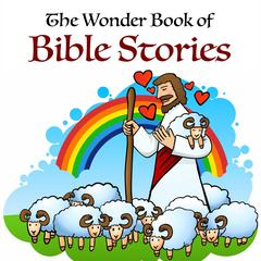 The Wonder Book of Bible Stories by Logan Marshall