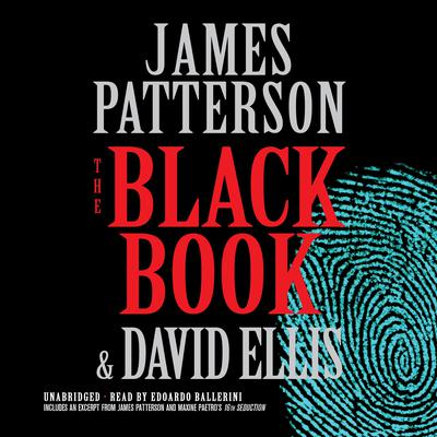 The Black Book by David Ellis, James Patterson