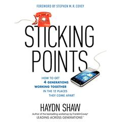 Sticking Points by Haydn Shaw