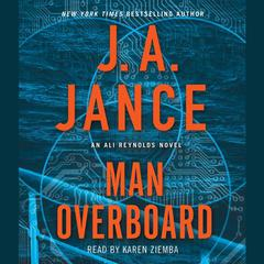 Man Overboard by J. A. Jance