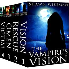 Psychics vs. Vampires  by Shawn Wiseman