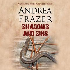 Shadows and Sins by Andrea Frazer