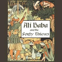 Ali Baba and the Forty Thieves by Walter Crane