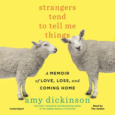 Strangers Tend to Tell Me Things by Amy Dickinson