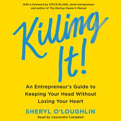 Killing It by Sheryl O'Loughlin