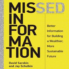 Missed Information by David Sarokin, Jay Schulkin