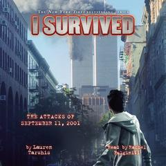 I Survived the Attacks of September 11, 2001 by Lauren Tarshis