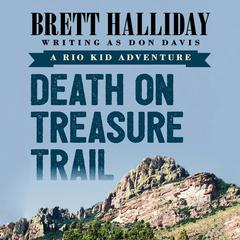 Death on Treasure Trail by Brett Halliday