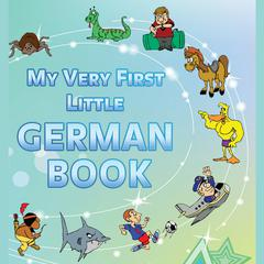 My Very First Little German Book by