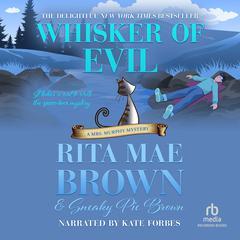 Whisker of Evil by Rita Mae Brown, Sneaky Pie Brown