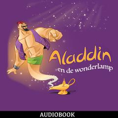Aladdin en de wonderlamp by Unknown
