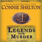 Legends Can Be Murder by Connie Shelton