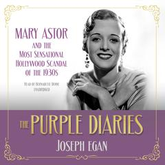 The Purple Diaries by Joseph Egan