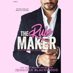 The Rule Maker by Jennifer Blackwood
