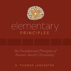 Elementary Principles by D. Thomas Lancaster