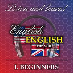 English for you I Beginners by Richard Ludvik