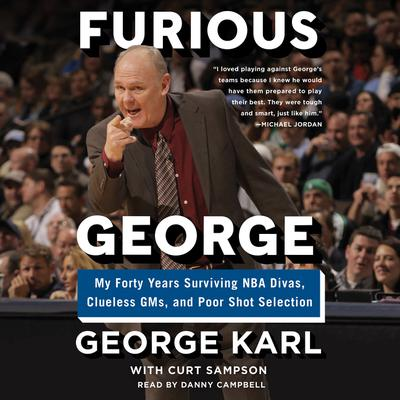 Furious George by George Karl, Curt Sampson