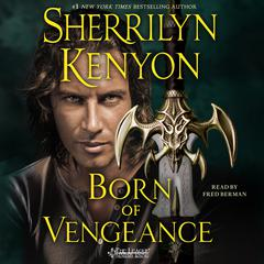 Born of Vengeance by Sherrilyn Kenyon