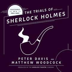 The Trial of Sherlock Holmes by Peter Davis