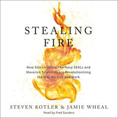 Stealing Fire by Steven Kotler, Jamie Wheal