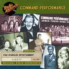 Command Performance, Volume 1 by Radio Archives