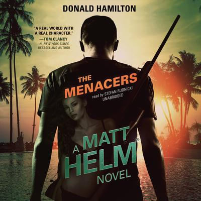 The Menacers by Donald Hamilton