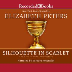 Silhouette in Scarlet by Elizabeth Peters