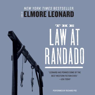 The Law at Randado by Elmore Leonard