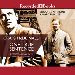One True Sentence by Craig McDonald
