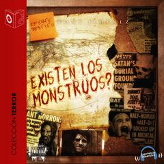 ¿Existen los monstruos? by Tony Jimenez