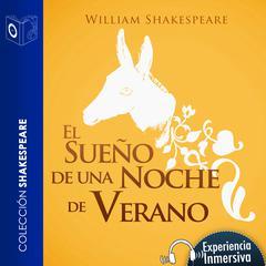 El sueño de una noche de verano by William Shakespeare