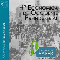 Historia económica de Occidente by Carlos Álvarez Nogal