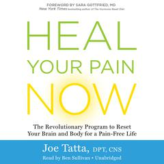 Heal Your Pain Now by Joe Tatta